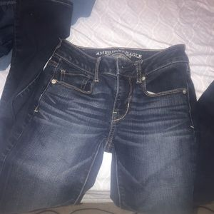 Skinny jeans. Worn once!!